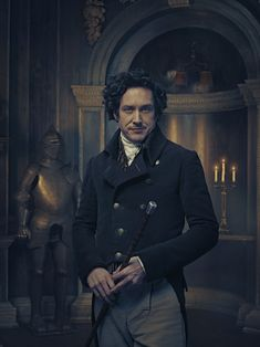 10a8621b5b2 Bertie Carvel in Jonathan Strange   Mr Norrell Period Dramas
