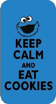 I love cookie monster