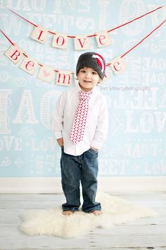 promise that is how you will see my kid dressing on Valentines Day