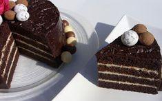 Csiperke blogja: Tripla csokis szülinapi torta