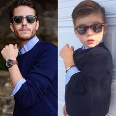 This Model in the Making Has More Swagger Than Most Adults: You've either got it or you don't, and this kid was clearly born with it.
