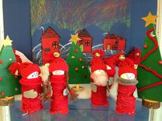 Alkuopettajat FB -sivustosta / Petra Piipponen Christmas Ornaments, Holiday Decor, Petra, Home Decor, Christmas, Decoration Home, Room Decor, Christmas Jewelry, Christmas Decorations