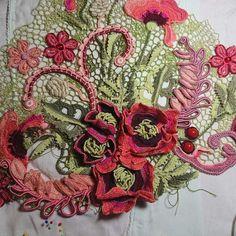 Процесс Вяжу по МК Аси Вертен Irish Crochet, Crochet Flowers, Pattern, Irish Lace, Irish, Crocheted Flowers, Patterns, Crochet Flower, Irish Crochet Patterns