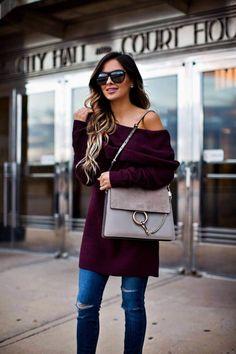 The Perfect Fall Sweater. - Mia Mia Mine
