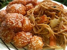 Chicken Lo Mein, Cooking Recipes, Healthy Recipes, Cravings, Delish, Bacon, Food And Drink, Healthy Eating, Mint