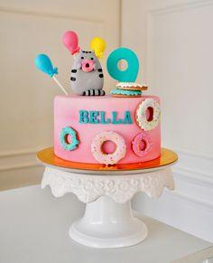 Enamorados de #Pusheen ✨ Divertido este gatito 😂  #delicatessepostres #birthdayday #birthdaycake #dessert #postres #party #panama #bakery #fiestaspanama #cumpleaños #cake #bolos #pasteles #dulce #cakedesign #design #cakeartistry #instagramcake #celebration Baby Birthday, Birthday Ideas, Birthday Cake, Pusheen Cakes, Anime Cake, Cute Cakes, Sally, Cake Ideas, Pasta
