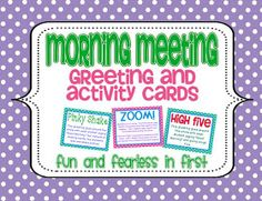 Smorgievision morning meeting say your name morning meeting smorgievision morning meeting say your name morning meeting greetings pre school and school m4hsunfo Image collections