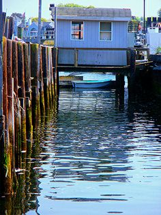 Hyannis Docks, Cape Cod, MA...a potential watercolor?