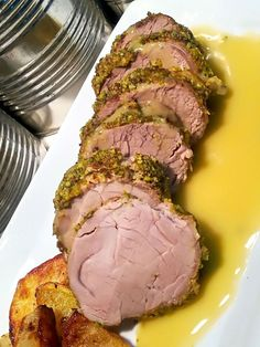 My Favorite Food, Favorite Recipes, Salty Foods, Pork Tenderloin Recipes, Cooking Recipes, Healthy Recipes, Food Design, Casserole Recipes, Food Videos
