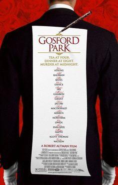 Entry #230: Gosford Park Set: Nov. 1932 // Rotten Tomatoes.