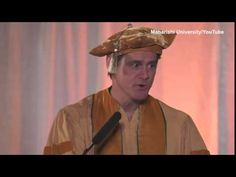 This 61 Second Video Of Jim Carrey's Commencement Speech Will Inspire You. Fail at what you love
