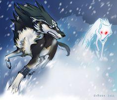 (Fan Work) Snowpeak Ambush by EXRook.deviantart.com on @DeviantArt