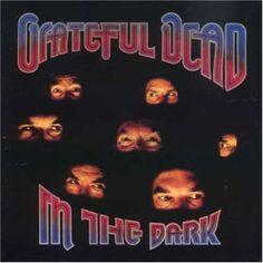Image detail for -... Album Cover, Grateful Dead In The Dark CD Cover, Grateful Dead In The