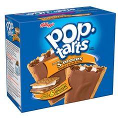 Kellog's Pop Tarts S'Mores 12Pack - 12 Pack - http://sleepychef.com/kellogs-pop-tarts-smores-12pack-12-pack/