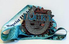 Arkansas - Little Rock Marathon Medal. Little Rock Marathon, Running Medals, Runners World, Marathon Running, Running Workouts, Racing, Half Marathons, Arkansas, Bucket
