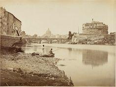 Tevere 1865 Rome, Italy