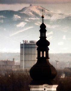 Ostrava (North Moravia/Silesia) Czechia #cities #industrialzone #Czechia