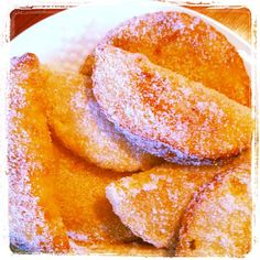 Fried Peach Hand Pies - the last hurrah for summer fruit! Great BBQ-sharing food.