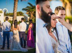 Καλοκαιρινος γαμος με χρωματα | Ευα & Λεανδρος - Love4Weddings