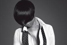 Nicki Minaj Reveals Her Masculine Side on the Pages of L'Uomo Vogue #Barbie, #Fashion, #LUomoVogue, #NickiMinaj