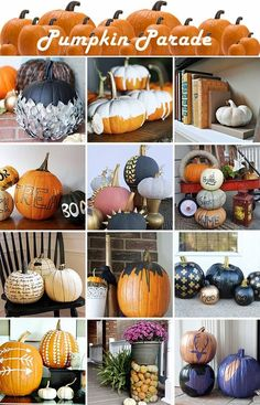 Primitive & Proper: Pumpkin Parade Link Party