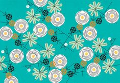 Wild Flowers - Maizle Illustration