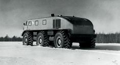 rwa42:  Soviet Zil-E-167, 1960s