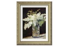 Manet, White Lilacs on OneKingsLane.com