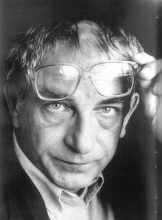 Krzysztof Kieślowski. An influential Polish film director and screenwriter.