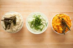 3 Healthy Alternatives to Mashed Potatoes  | via Brit + Co