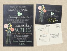 Wedding in Paper Goods > Invitations - Etsy Weddings
