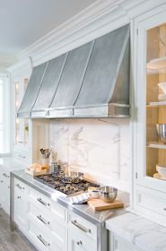 In Good Taste: White Kitchen Design