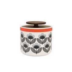 Orla Kiely Poppy Meadow Storage Jar 1L