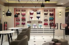 Zivame store by Restore, Bangalore – India » Retail Design Blog