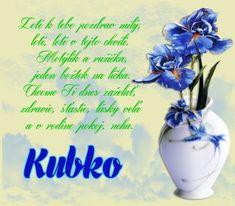 Name Day, Glass Vase, Names, Blog, Decor, Decoration, Saint Name Day, Blogging, Decorating