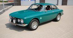 1968 Alfa Romeo GTV - 1750 1st Series | Classic Driver Market