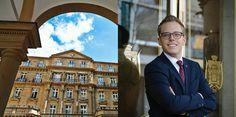 Steigenberger Frankfurter Hof: Andre Burkhard ist der neue Marketing Manager | Jane Uhlig PR