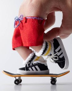 Little SK8ers Finger Skateboards