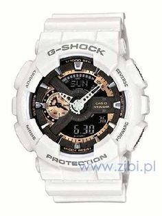 Casio GA-110RG-7AER | G-Shock Style