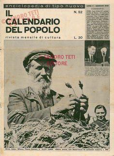 Il Calendario del Popolo n° 52, 1949