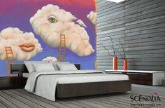 Revêtement mural géant TECTONIC http://www.scenolia.com/papier-peint-panoramique-4m/912-tectonic-bruno-thery.html