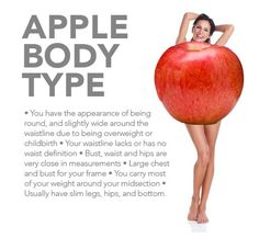 Apple Body Type
