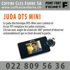 Microviseur DTS Mini #Pointfortfichet #Geneve #Surveillance Mini
