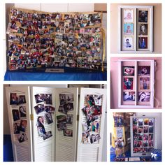 Picture ideas for graduation open houses