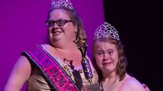 The Miss Amazing pageant aims to celebrate women with disabilities.