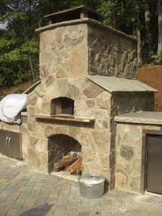 Belforno oven kits allow for a variety of finishing styles. Check out some examples in this customer image gallery.