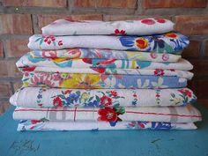 garden tablecloths