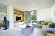 Gallery of Forest Lodge / PAD studio - 5