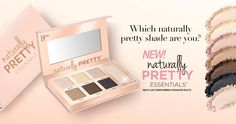 Which IT Cosmetics Naturally Pretty Essentials shade are YOU? Take the quiz & enter to win! #entry