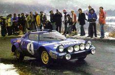 1979 - Bernard Darniche su Lancia Stratos HF La Firma Cangiante: RALLYE MONTE-CARLO PT. 4